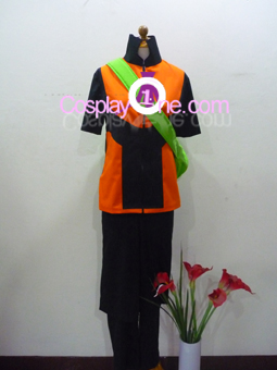 Brendan from Pokemon Cosplay Costume front