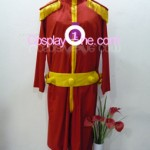 Bucky Cosplay Costume front