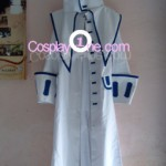 Captain Bravo from Anime Cosplay Costume front prog