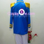 Captain Crunch Cosplay Costume back