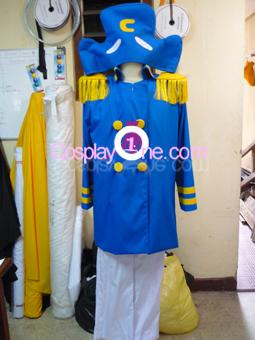 Captain Crunch Cosplay Costume front prog