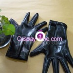 Ciel Phantomhive Black from Black Butler Cosplay Costume glove