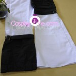 C.C from Code Geass Cosplay Costume legwarmer