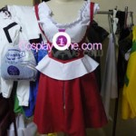 C.C. from Code Geass Cosplay Costume front prog