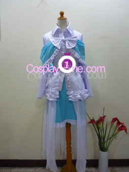 Carina Verritti from Anime Cosplay Costume front