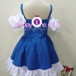 Chii from Chobits Cosplay Costume back