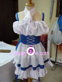 Chii from Chobits Cosplay Costume front prog