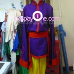 China (Halloween costume version) from Hetalia Cosplay Costume front prog