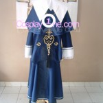 Frederic Francois Chopin from Anime Cosplay Costume back