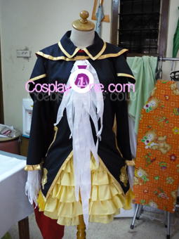 Elegan Gothic Lolita from Anime Cosplay Costume front prog