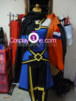 Emil Castagnier from Tales of Symphonia Cosplay Costume R2 front prog