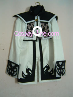 Errant Houppelande from Final Fantasy XI Cosplay Costume front prog