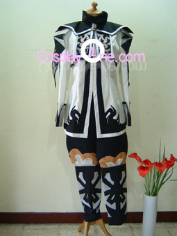 Errant Houppelande from Final Fantasy XI Cosplay Costume front