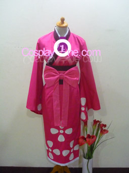 Fuu Kasumi from Anime Cosplay Costume front