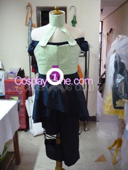 Iruka Cosplay Costume front prog