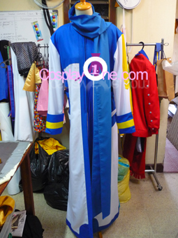 Shion Kaito from Vocaloid Cosplay Costume front prog