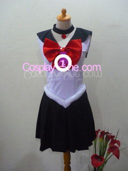 Sailor Pluto from Sailor Moon Cosplay Costume front