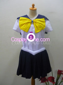 Sailor Uranus from Sailor Moon Cosplay Costume front