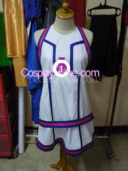 SF-A2 Miki from Vocaloid Cosplay Costume front prog