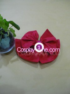 Sailor V hair bow