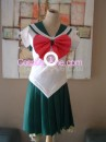 Sailor Jupiter from Sailor Moon Cosplay Costume front