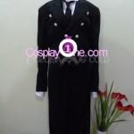 Sebastian Michaelis from Black Butler Cosplay Costume front