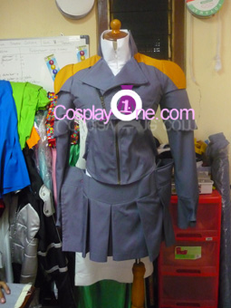 Sera from Digital Devil Saga Cosplay Costume front prog 2