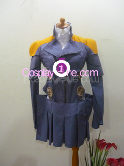 Sera from Digital Devil Saga Cosplay Costume front 2