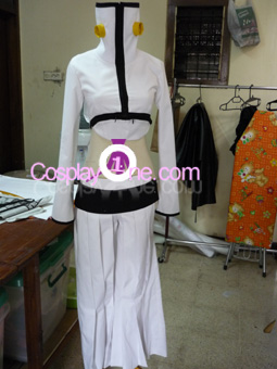 Tia Harribel from Bleach Cosplay Costume front2 prog