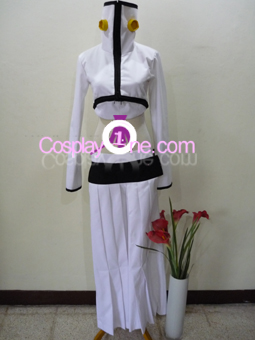 Tia Harribel from Bleach Cosplay Costume front2