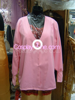 Tieria Erde (cardigan version) from Mobile Suit Gundam Cosplay Costume front prog