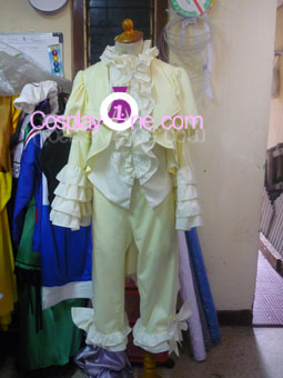 Tadase Platinum Royale from Shugo Chara! Cosplay Costume front prog