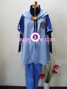 Takuto Kira from Anime Cosplay Costume front