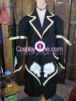 Tama from Vocaloid Cosplay Costume front prog