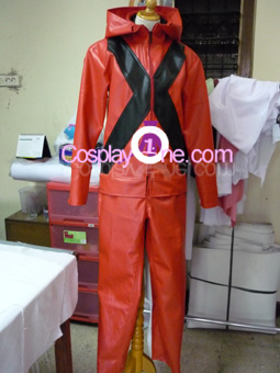 Tatsuya Suou from Persona 2 Cosplay Costume front prog