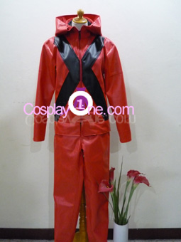 Tatsuya Suou from Persona 2 Cosplay Costume front