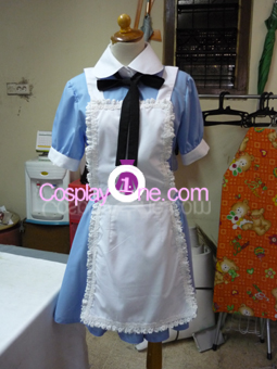 Teddie Alice From Persona 4 Cosplay Costume front prog