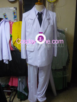 The Major from Hellsing Cosplay Costume front prog