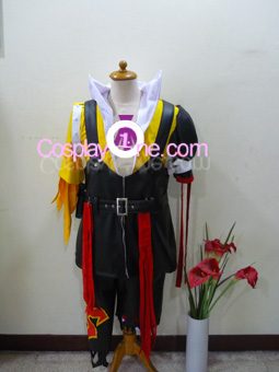 Tidus from Final Fantasy X Cosplay Costume front