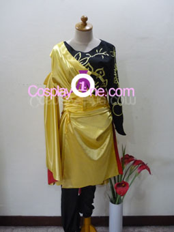 Tomomori from Anime Cosplay Costume front