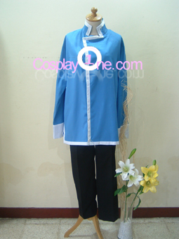 Tristan from Anime Cosplay Costume front