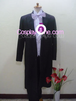 Tyki Mikk from D.Gray-man Cosplay Costume front
