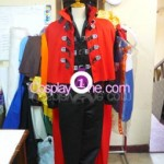 Vincent Valentine from Final Fantasy VII Cosplay Costume front prog