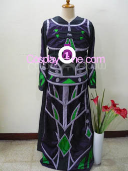 Crimson Acolyte Robe from World of Warcraft Cosplay Costume front