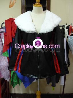 Yasu from Janne Da Arc Cosplay Costume front prog