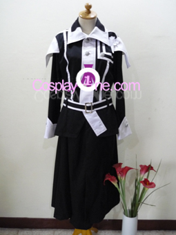 Yu Kanda from D.Gray-man Cosplay Costume front R