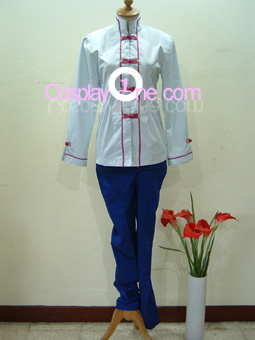 Yuki Sohma from Anime Cosplay Costume front