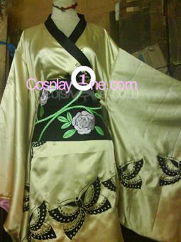 Yuuko Ichihara from xxxHolic Cosplay Costume front prog2