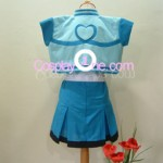 Bubbles (The Powerpuff Girl Z version) from The Powerpuff Girl Cosplay Costume back