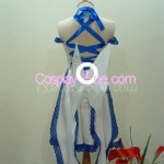 Chii (Butterfly dress version) from Chobits Cosplay Costume back prog